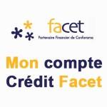 Mon compte Crédit Facet - www.facet.fr