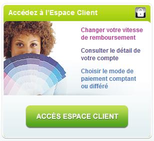 Accédez à l'Espace Client Disponis