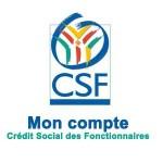 Mon compte CSF (Crédit Social des Fonctionnaires) sur www.csf.fr