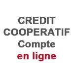 Credit Cooperatif Compte en ligne - www.credit-cooperatif.coop