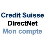 www.credit-suisse.com DirectNet Mon compte Credit Suisse