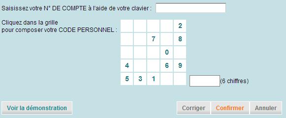 Connectez vous à votre compte Crédit Agricole Nord de France