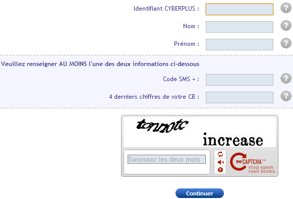 Bpvf banque populaire - Banque populaire cyber ...