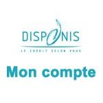 Mon compte Disponis Espace client sur disponis.fr
