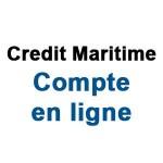Credit Maritime France Compte en ligne - www.credit-maritime.fr