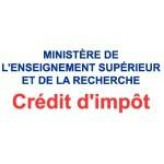 www.enseignementsup-recherche.gouv.fr - Crédit d'impôt