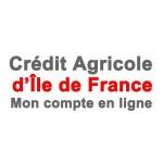 CRCA IDF en ligne – Mon compte Crédit Agricole d'Ile de France
