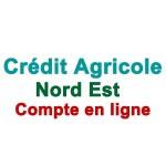 CRCA Nord Est Compte en ligne - www.ca-nord-est.fr